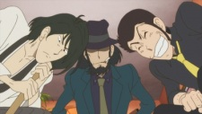 Lupin III: Prison of the Past
